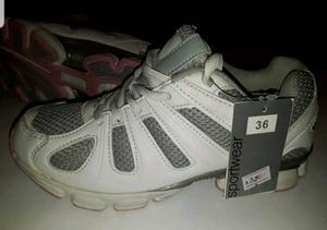 Zapatillas mujer t36