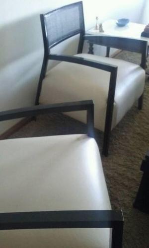 impecables sillones de diseño $  c/u