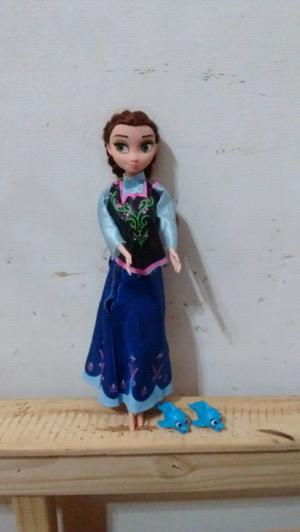 Barbie,no articulada,no original