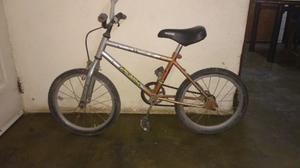 Bicicleta rodado 16 para niños