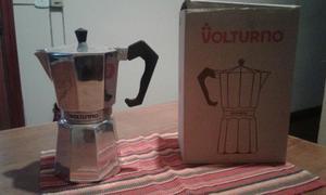 Cafetera Volturno 9 Pocillos Como Nueva