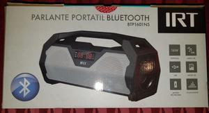 Parlante portatil nuevo sin uso en caja!