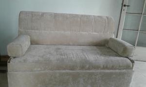 Sillon sofa cama plegable 2 cuerpos