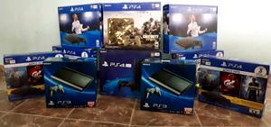 Ps3 50 juegos ps4 ps4 pro nuevas en cajas recibimos TARJETAS