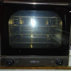 Vendo hermoso horno electrico de 4 bandejas
