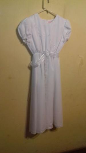 Vendo vestido de comunión NUEVO