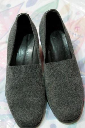 zapatos de vestir tipo gamuza T35