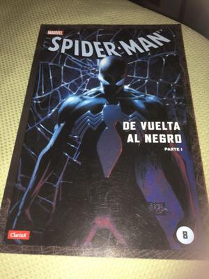 8 Spider-Man De vuelta al negro (parte 1)