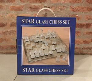 Juego set vajilla vidrio piezas en caja posot class for Zacks bazar profesional