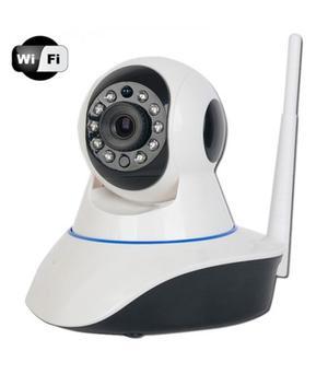 Camara Ip Hd Seguridad P2p Wifi Vision Nocturna - La Plata