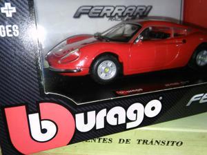 Ferrari 246 GT Burago 1/24