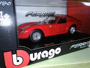 Ferrari 250 GTO Burago 1/24