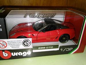 Ferrari 599 GTO 1/32 Burago