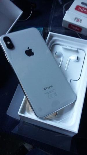 Iphone x 64gb nuevo!! Precio charlable
