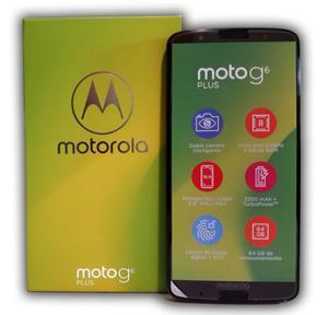Motorola Moto G6 Plus 4G LTE