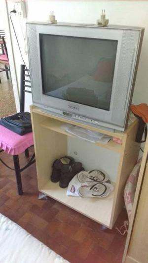 TV. PANTALLA PLANA FUNCIONANDOO  $