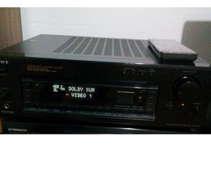 Vendo Sintoamplificador SONY STD R715 Digital Audio Video