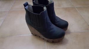 Vendo botas cortas 36