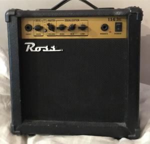 Amplificador Ross dd 15
