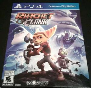 Ratchet And Clank - Ps4 - Disco Físico