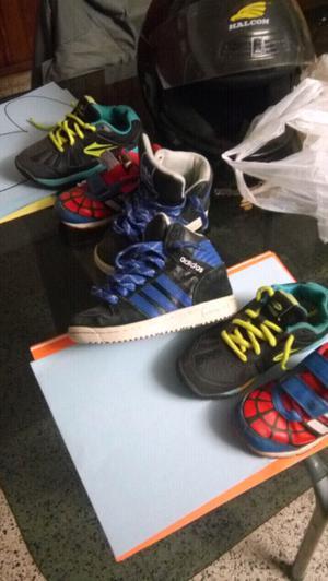 Zapatillas usadas en buen estado