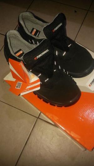 Zapatos de seguridad talle 40