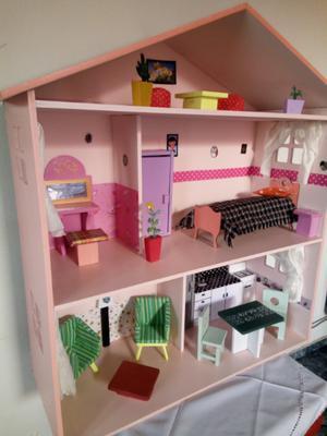 casita para muñecas