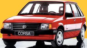 Manual de Opel Corsa - 82 a 93. Envio Gratis