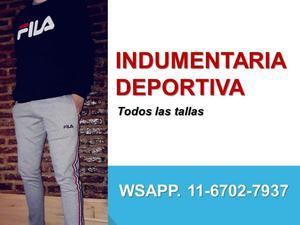 VENDO LOTE DE INDUMENTARIA DEPORTIVA!!! SOLO AL X MAYOR!!!