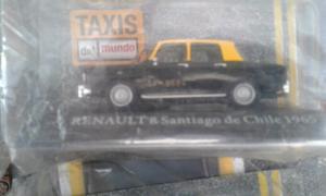 Autos coleccion TAXIS DEL MUNDO