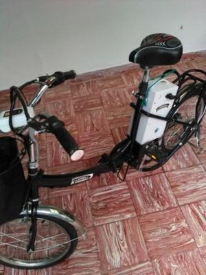 Bicicleta eléctrica plegable pesos