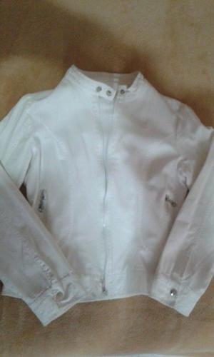 Campera de gabardina o blazer de jeans talle 1
