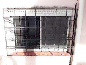 Vendo ventana de aluminio