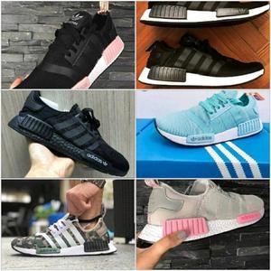 Zapatillas adidas nmd talle 35 al 43 nuevas en caja oferta