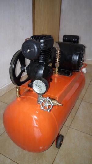 Compresor de un cilindro de 80 litros