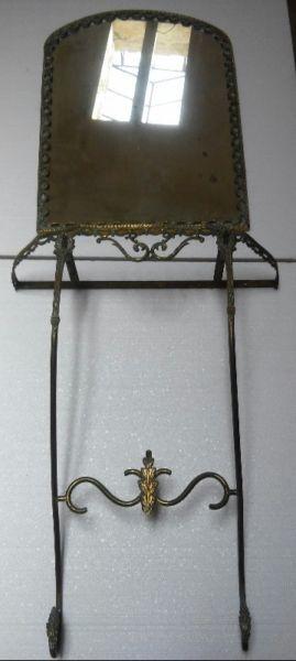 Dresuare Dressoire Estilo Frances de bronce Con Espejo Y