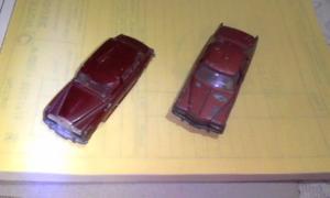 VENDO autos en escala de coleccion
