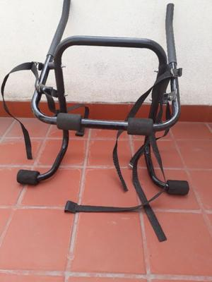 Vendo soporte de bicicleta para auto