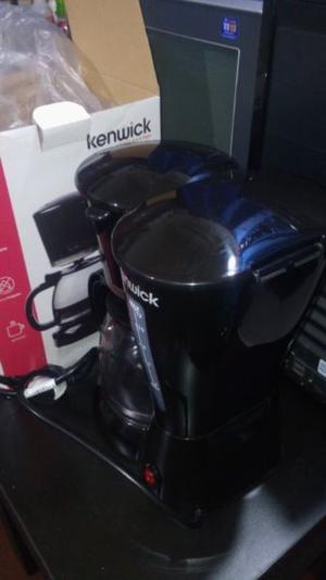 CAFETERA DE FILTRO KENWICK NUEVA CON GARANTIA $ 650