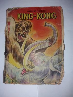 Álbum De Figuritas King-kong