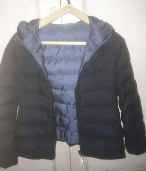 Campera inflable niño talle 7. 8