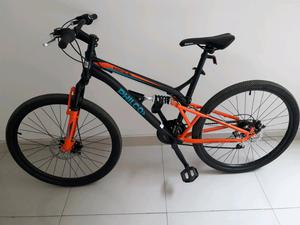 Vendo bici casi nueva