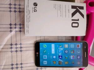 Vendo celular poco uso LG K