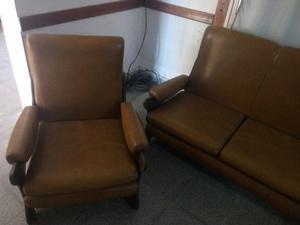 Vendo juego de sillones y