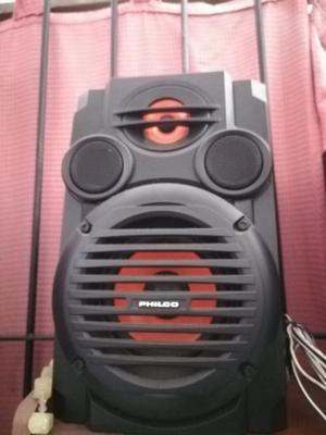 Vendo equipo de música Philco APM J50