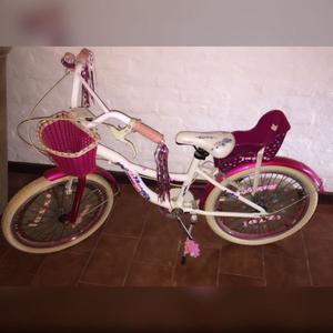 Bicicleta raleigh jazzi rodado 20