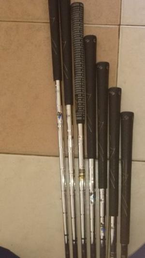 Set de hierros Callaway X22 del 4 al P. PRECIO CHARLABLE