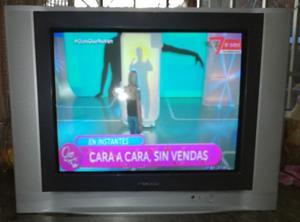 """TV Recco 21"""" Pantalla Plana"""