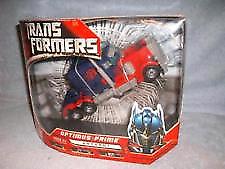 Transformers Optimus Prime level 3