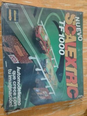 Pista scalextric tf antigua